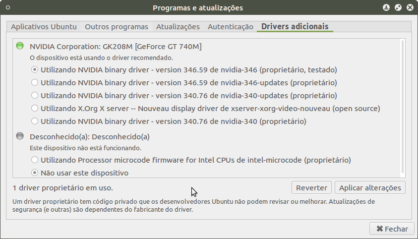 Ubuntu Mate gets buggy using NVIDIA driver - Support & Help Requests