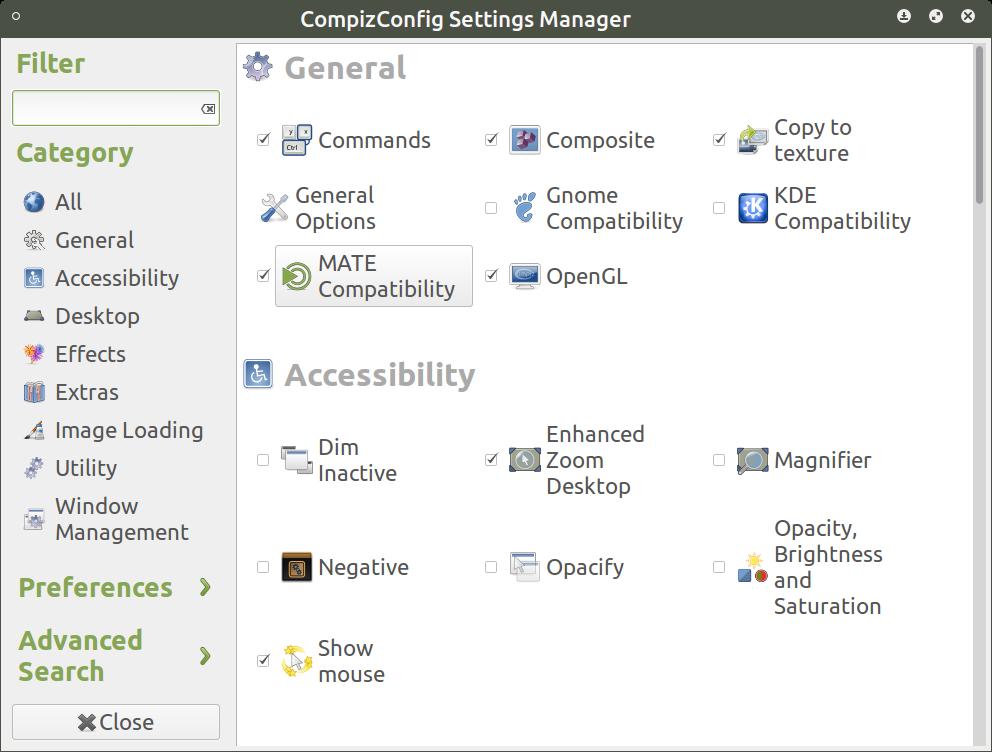 How to test Compiz on Ubuntu MATE 14 04 and 14 10 - compiz - Ubuntu