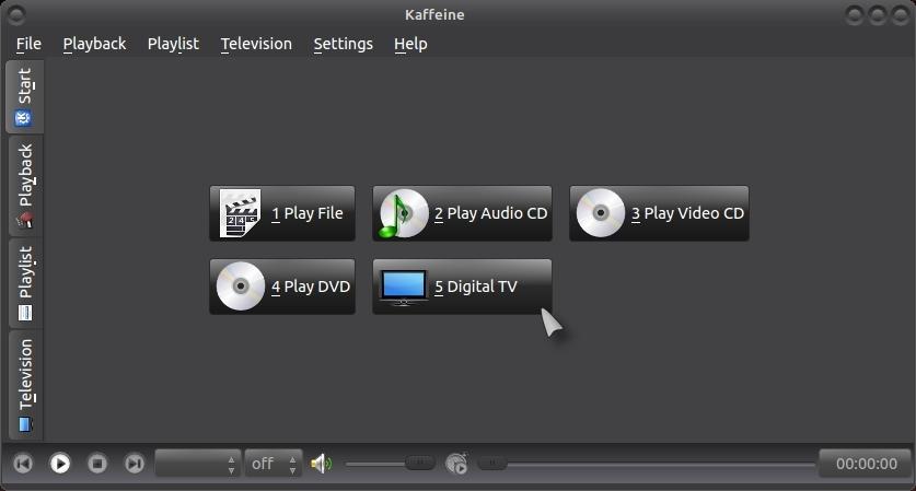 How to watch digital TV with kaffeine or me-tv in Ubuntu - Tutorials