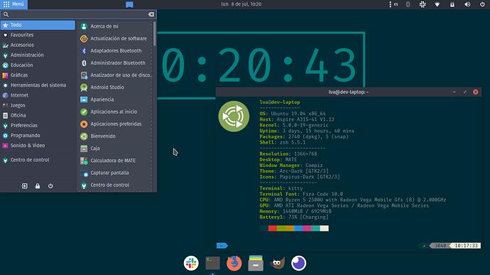 desktop-setting