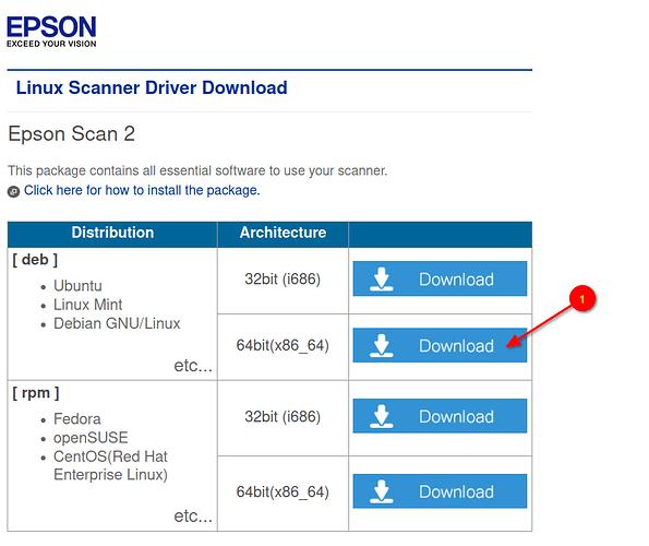 Epson - g scanner driver download
