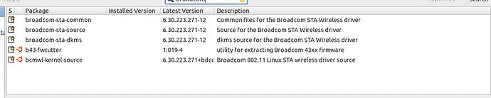 Synaptic -Broadcom