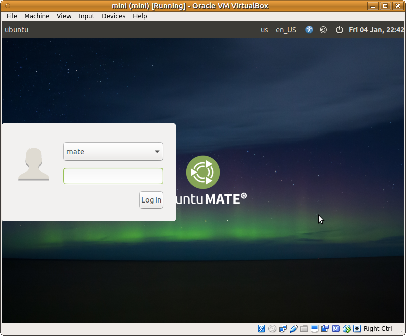 What is correct way of installation of ubuntu-mate-desktop without