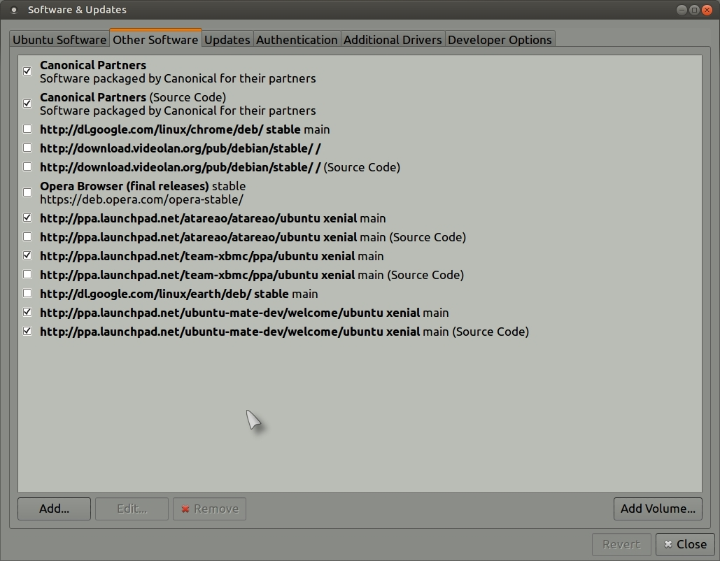 The New 16 04 Gnome software center not working - Support & Help