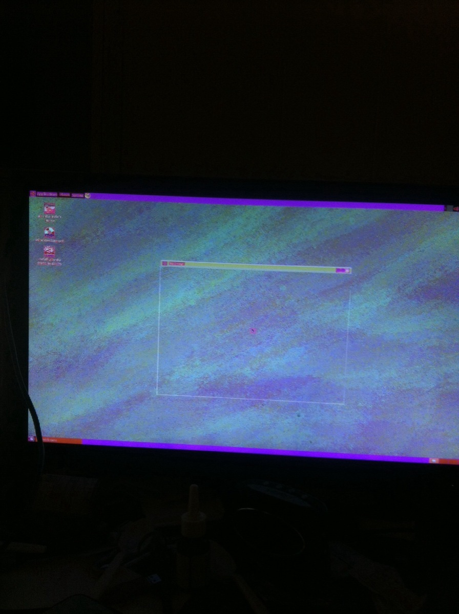 Corrupted Display on Late 2005 G5[Nvidia 6600 Model/DualCore G5 not