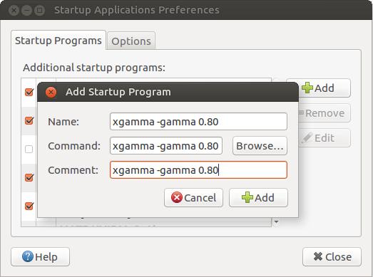 How to change screen gamma using xgamma - Tutorials & Guides