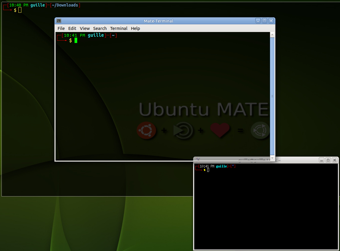 Why isn't mate-terminal color by default? - Thoughts