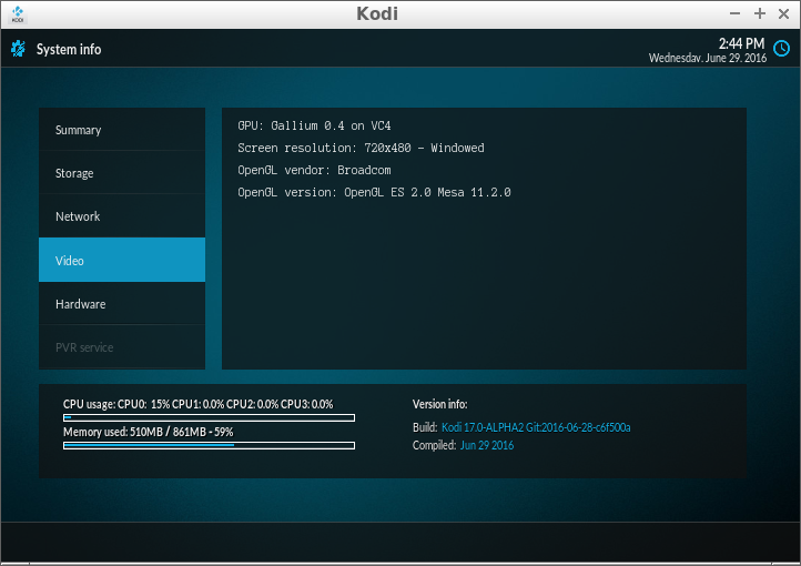 Tutorial] - Build Kodi - Raspberry Pi - Ubuntu MATE Community