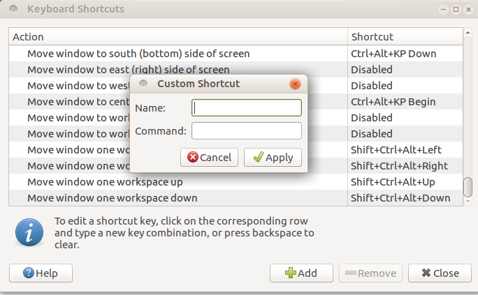 Keyboard shortcut for touchpad - Support & Help Requests - Ubuntu