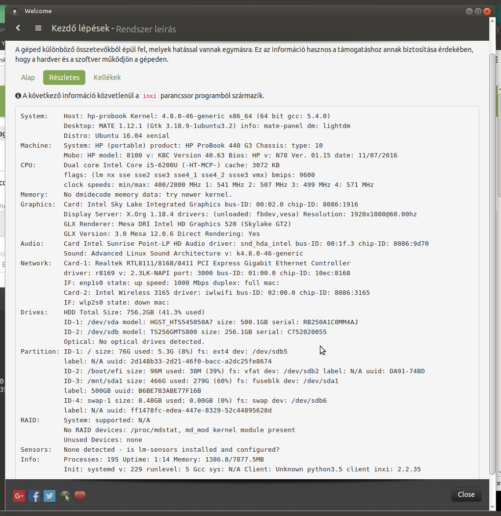 HDD does very annoying sound in idle - Hardware - Ubuntu MATE Community