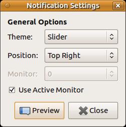 Fix Notification border - Support & Help Requests - Ubuntu