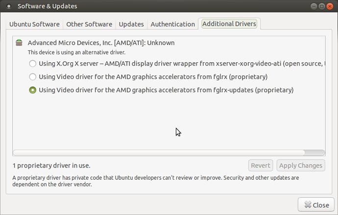 Compiz - How reinstall the default graphics drivers - Ask Ubuntu