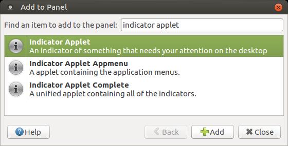 indicator-applet