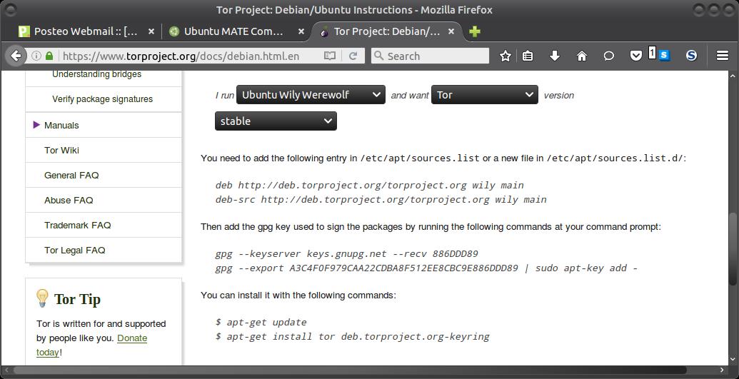 Debian tor browser signature verification failed hyrda вход не работает тор браузер нет соединения андроид гирда