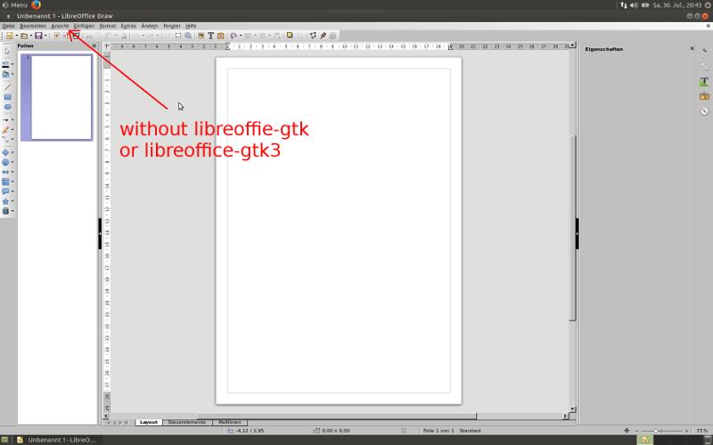 No menu bar in libreoffice/firefox - Development Discussion - Ubuntu