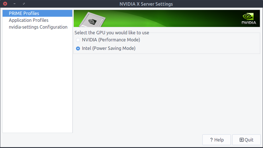 how to disable intel graphics and use nvidia