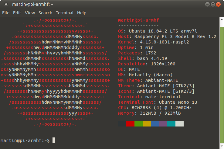 Ubuntu MATE 18 04 2 is coming to the Raspberry Pi 2 and 3