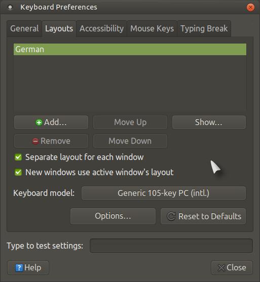 Apple italian keyboard layout wrong on Ubuntu - Hardware