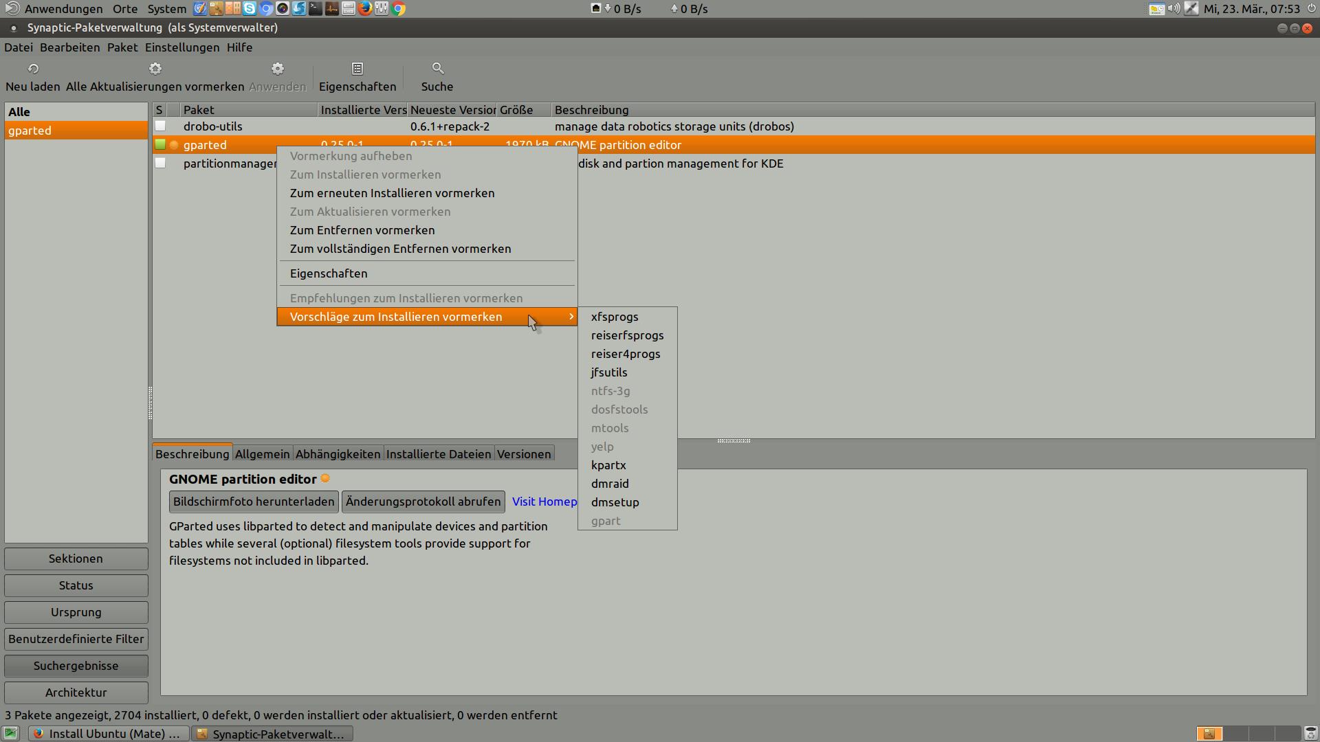mi drop pc ubuntu