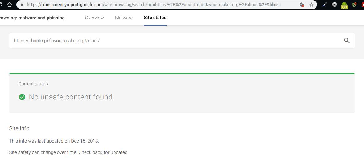Website hacked? - Development Discussion - Ubuntu MATE Community