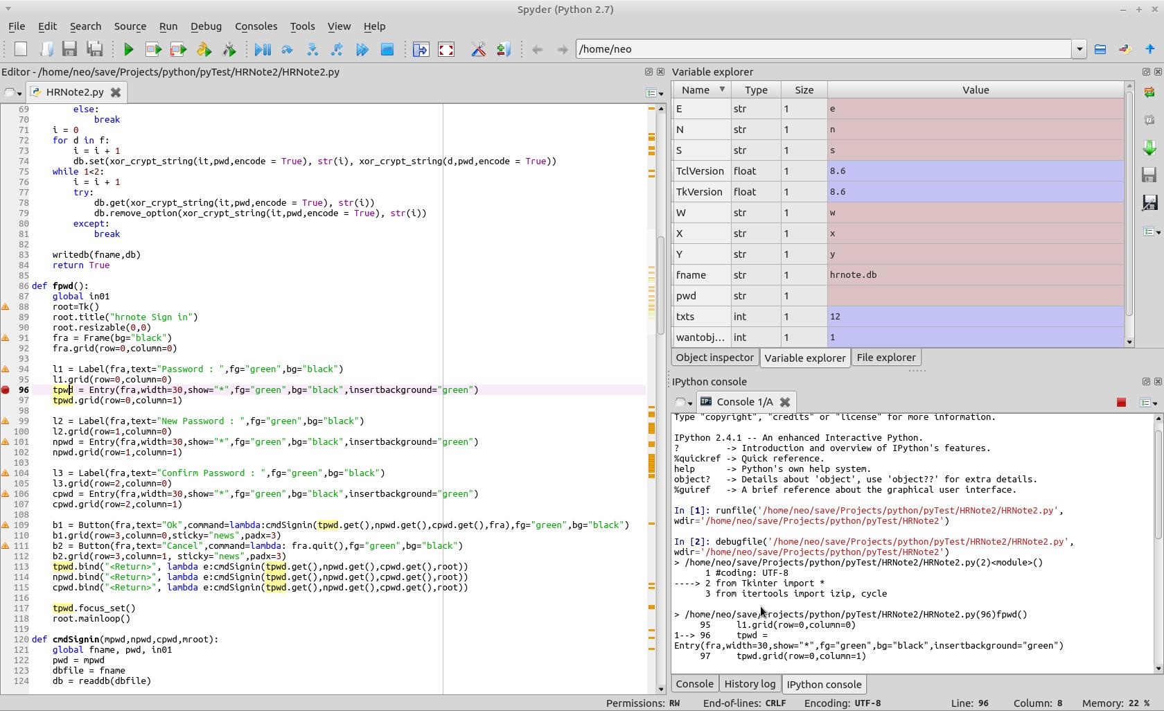 Recomendation for Python editor for Ubuntu-mate 16 4