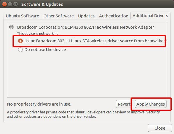 ubuntu bluetooth driver