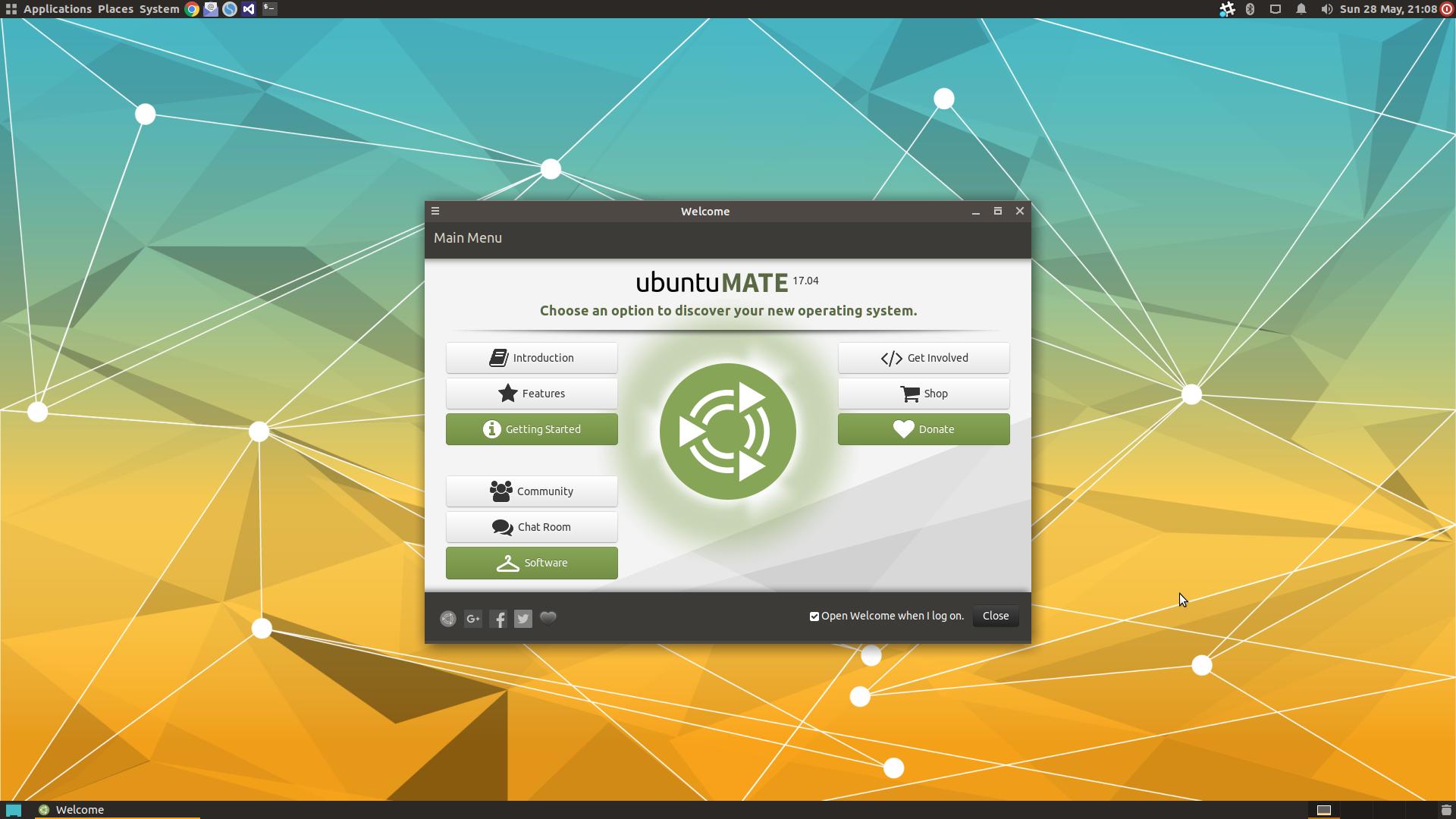 My desktop today - Screenshots - Ubuntu MATE Community