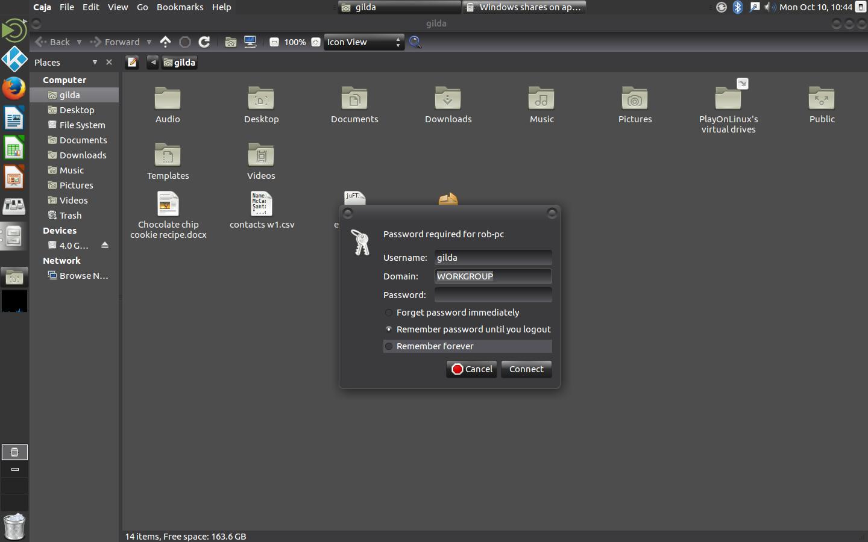 Filesharing with Windows and NAS box - Ubuntu MATE Community