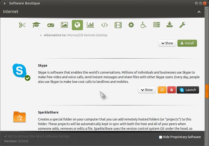 How to install Skype and run set-up in Ubuntu - Tutorials