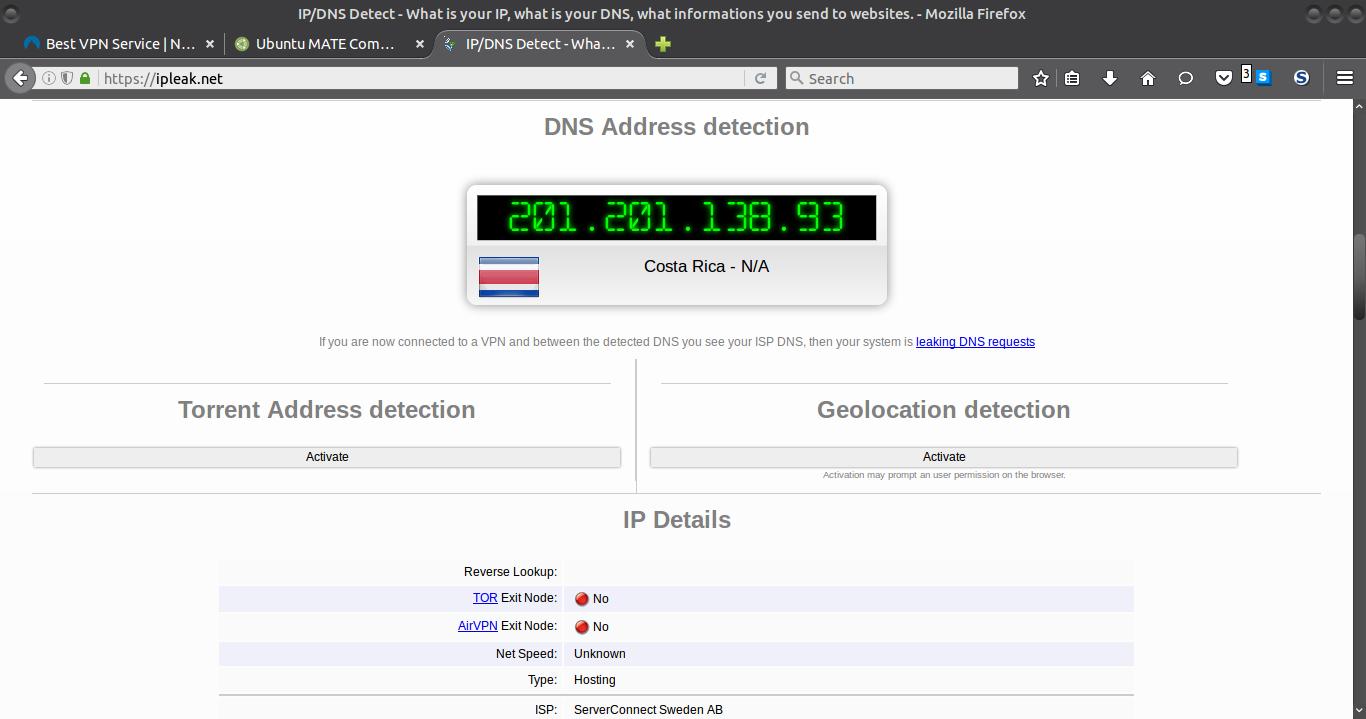 nordvpn firefox plugin not working