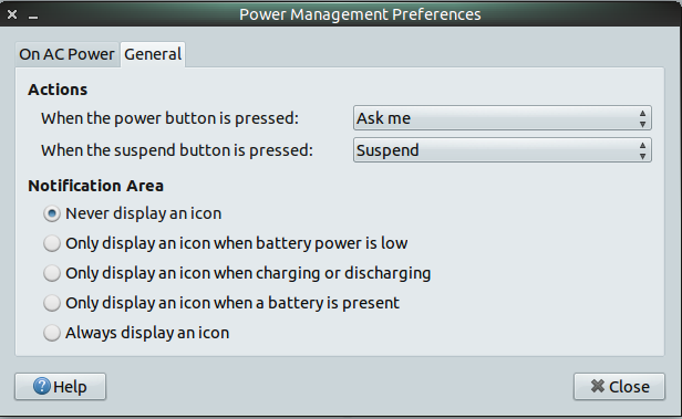 Mouse battery indicator - how to disable? - Support & Help