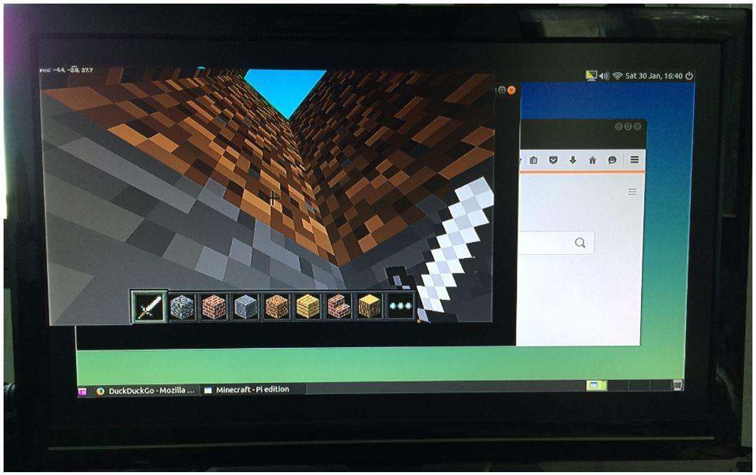 Resolution does not fill TV display? - Raspberry Pi - Ubuntu MATE
