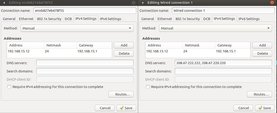 Dnsmasq issue for LAN host name resolution - Raspberry Pi