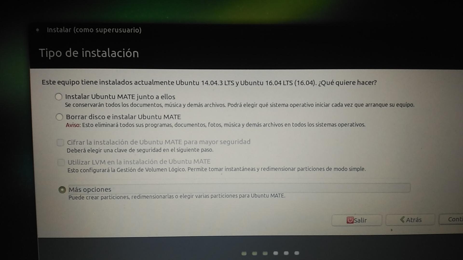 installer ubuntu mate sur carte sd