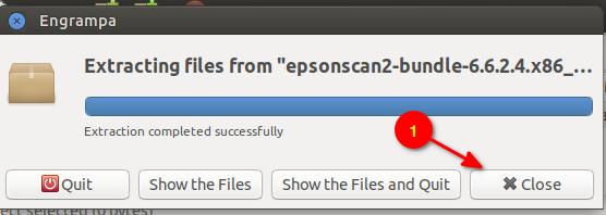 Epson - n install scanner driver 4